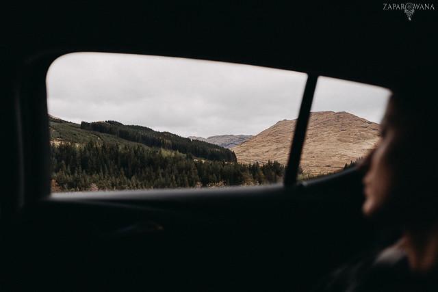 025 - Szkocja - Loch Lomond i okolice - ZAPAROWANA_