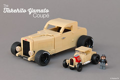 Size does matters! | The Takehito Yamato Coupé