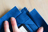 Facing (easypatchwork) Tags: facing binding quilt art quilting miniature