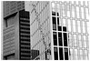 Dreierreihe (Christoph Schrief) Tags: frankfurtammain innenstadt commerzbank hochhäuser leicam2 voigtländerapolanthar3590 adoxsilvermax100 silvermaxentwickler 129 11min 20° selfdeveloped film sw bw