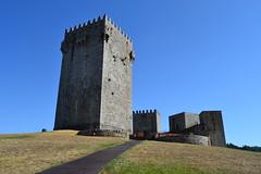 Castillo de Montalegre. Portugal. (guti1111azul) Tags: castillo castelo castle castillos castles castelos montalegre portugal