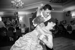 Beauty and the beast (staceygallagher2) Tags: beast belle occasion party eighteen blackandwhite people photography dress family dadanddaughter ireland ballroom ball dancing beautyandthebeast disney