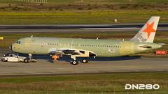 JetStar Pacific A320-232 msn 7974 (dn280tls) Tags: jetstar pacific a320232 msn 7974 fwwdh vna576