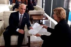 04/10/17 - Audiência com o ministro do STF, Alexandre de Moraes