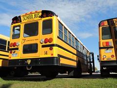 Comstock Park Public Schools (Nedlit983) Tags: school bus ic ce