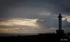 Cae la tarde (Mercau) Tags: luces faro colunga lastres asturias