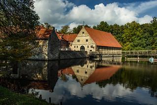 Farm Building Of Vischering Castle