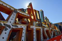 Letters (*~Dharmainfrisco~*) Tags: dharma dharmainfrisco las vegas neon lights boneyard museum art history signs travel tour 2016 usa
