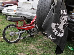 IMG_0007 (wouldpkr) Tags: cbbg dirty30 kalamazoo kmr quarterkick moped