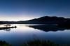 Daybreak (Cheng Yang, Chen) Tags: sunmoonlake sunrise dawn bluehour twilight 日月潭 出水口 霞光 日出 landscape