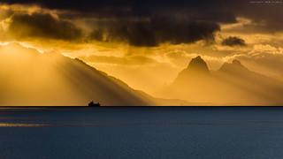 Angel light for the seafarer
