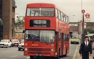 June 1987 Kingston BYX119V