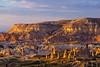 Whimsical pillars (A Camera Story) Tags: turkey asia goreme cappadocia nationalparks sunset hoodoos sandstone göremenationalpark sonydslta99 sony2470mmf28cz