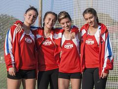 Anna Coppari, Vanessa Raffo, Sofia Stollavagli, Giulia Benigni