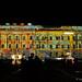 Hotel de Rome während des Festivals of Light