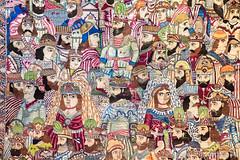 Carpet Museum, Tehran, Iran (Feng Wei Photography) Tags: tehran traveldestinations exhibition art carpet landmark city colorimage islamic indoors tehranprovince middleeast iran capitalcities travel museum islamicculture iranianculture islam carpetmuseum famousplace tourism artscultureandentertainment horizontal irn