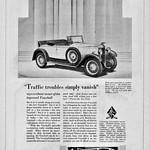1929 Vauxhall Melton Two-Three-Seater thumbnail