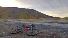 6 (Guðmundur Róbert) Tags: mountain bike mtb 29er iceland kleifarvatn cube cycling hjólreiðar reiðhjól hjól lg g4 landscape landslag autumn haust