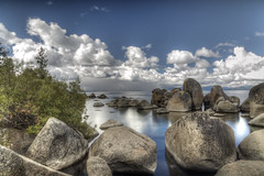 Lonely Boulders (Rik Tiggelhoven Travel Photography) Tags: lonely boulders lake tahoe sand harbor state park sp clouds rock landscape landschaft landschap landskap paysage paisagem paisaia paisaje paisaxe usa america amerika canon 6d fullframe ef24105mmf4lisusm ef1740mmf4lusm rik tiggelhoven travel photography longexposure long exposure ndfilter nd filter neutral density hdr