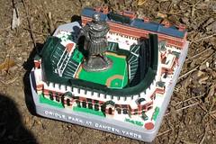 Week 43: A Trip To The Ballpark (Piedmont Fossil) Tags: caesar baseball diamond oriole park camden yards miniature ballpark