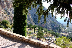 Delphi (ika_pol) Tags: unesco unescogreece worldheritage greece delphi antiquity ancient ancientgreece ancientruins geotagged parnassusmountains