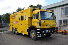 Network Rail/Avon Fire & Rescue Renault Maxter G300 N842 HFB (5asideHero) Tags: network rail avon fire rescue renault maxter n842 hfb
