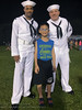 Meeting sailors from the US Navy (Stinkee Beek) Tags: independanceday singaporeamericanschool