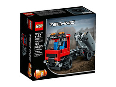 LEGO Technic 42084 - Hook Loader (THE BRICK TIME Team) Tags: lego brick technic technik 2018