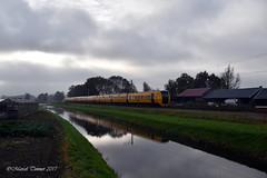 DM'90, Liederholthuis (cellique) Tags: ns dm90 liederholthuis zwolle spoorwegen treinen eisenbahn zuge railway train