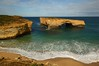 The Great Ocean Road_london bridge (moniq84) Tags: australia seascapes port campbell great ocean road sea waves blue sky rocks london bridge melbourne azzur green nature naturephotography nikon south