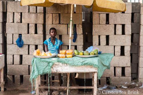 Kumasi midday