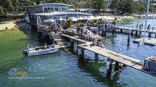 The Boathouse Balmoral Beach