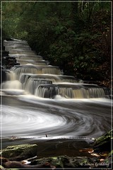 14 signed (sy goulding) Tags: waterfalls canon1300d longexposure yarrowvalleypark coppull lancashire chorley landscapes amateurphotography woodland uk england northwest water runningwater rocks canon1018mm canon1855mm ndfilter