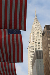 New York City - Chrysler Building (Michael.Kemper) Tags: voyage travel travelling reise canon 30d efs 1755 f28 is usm canoneos30d canonefs1755f28isusm usa us united states america vereinigte staaten von amerika new york city ny nyc big apple bigapple chrysler building cryslerbuilding skyscraper skysrapers hochhaus hochhäuser wolkenkratzer flagge flaggen fahne fahnen sternenbanner star spangled banner stars stripes flag flags banners