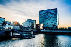 Medienhafen Düsseldorf (sinam777) Tags: düsseldorf hafen medienhafen rhein deutschland germany dusseldorf