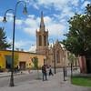 Iglesia Cristiana Central, su construcción inició en 1898 de acuerdo al proyecto del ingeniero Rusell Cook. #sanluispotosi #mexico (rafaelfernandez802) Tags: sanluispotosi mexico