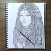 Woman • kcdoodleart.com #kcdoodleart #doodleart #zendoodle #drawing #illustration #illustrations (inktensified) Tags: kcdoodleart doodleart zendoodle illustration illustrations drawing