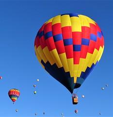 101117-197, Traditional Hot Air Balloons (skw9413) Tags: newmexico albuquerque balloon fiesta46th aibfhot air balloons