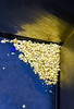 filthy animals (pbo31) Tags: eastbay alamedacounty night dark bayarea california october fall 2017 nikon d810 color boury pbo31 oakland jacklondonsquare reflection popcorn trash elevator yellow blue mess spill movies theater jerks