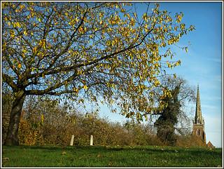 Another Autumn scene, Braunston
