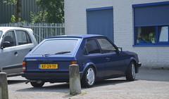 1983 Opel Kadett D KF-29-TF (Stollie1) Tags: 1983 opel kadett d kf29tf woudenberg