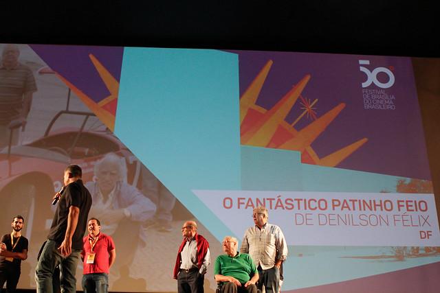 21.09.2017 - Mostra Brasília - O Fantástico Patinho Feio