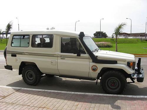 HZJ 75-beige