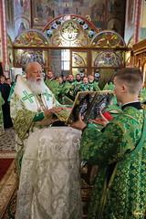 37. Божественная литургия 30.09.2017