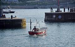 DSC_0083 (Pep Companyó - Barraló) Tags: una tarda donostia san sebastian guipuzkoa pais basc euskadi vacances josep companyo barralo mar cantabric