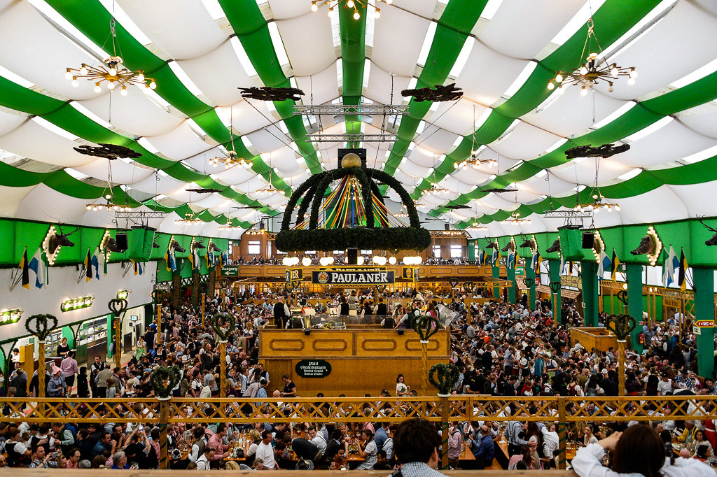 Munich 2017 Oktoberfest Paulaner Beer Tent (prophotokc) Tags & The Worldu0027s most recently posted photos by prophotokc - Flickr Hive Mind