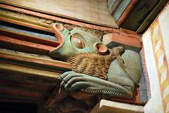 Musée du Prieuré Charolles (71) : engoulant (odile.cognard.guinot) Tags: saôneetloire muséeduprieuré engoulant bourgognefranchecomté bourgogne charolles