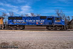 UP 2001 | EMD SD70M | CN Memphis Subdivision (M.J. Scanlon) Tags: cn cnmemphissub canadiannational up unionpacific up2001 up4690 sd70m emd olympictorchrelaylocomotive olympictorchrelay locomotive olympictorch relay olympic torch mnlmed upmnlmed transfer memphis tennessee digital merchandise commerce business wow haul outdoor outdoors move mover moving scanlon canon eos engine rail railroad railway train track horsepower logistics railfanning steel wheels photo photography photographer photograph capture picture trains railfan