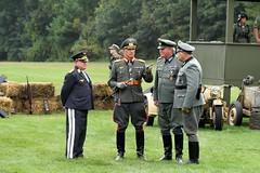 DSC_6437 (Mark Morello) Tags: collingsfoundation hudsonma battlefortheairfield encampment reenactment wwii worldwar2 german american british russian at6 pt17 texan stearman tanks german88 battle hudson massachusetts usa