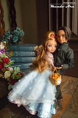 Ashlynn Ella e hunter Huntsman, EAH (Mundo Ara) Tags: ashlynn ella hunter huntsman ever after high doll mattel